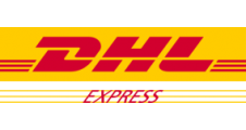 Next day Delivery to The UK Mainland Tracked with DHL Express Couriers upto 60kg